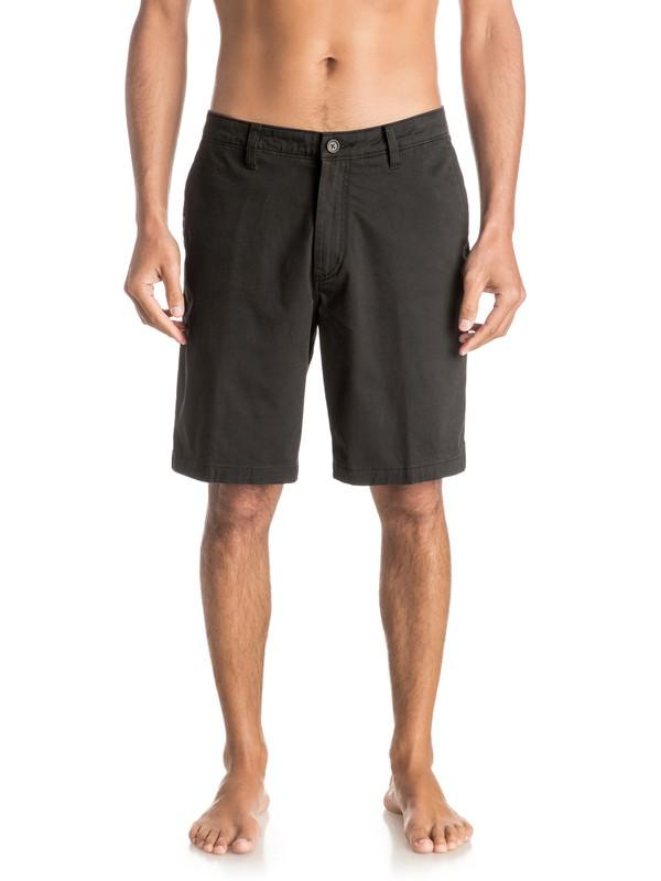 0 Waterman Pakala - Shorts Black AQMWS03068 Quiksilver