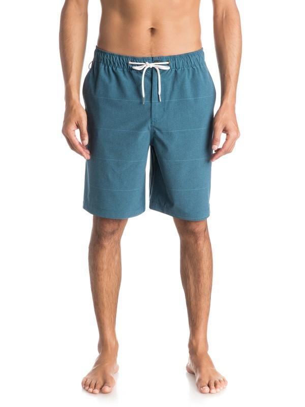 "0 Waterman Belmont 20"" Amphibian Shorts  AQMWS03074 Quiksilver"