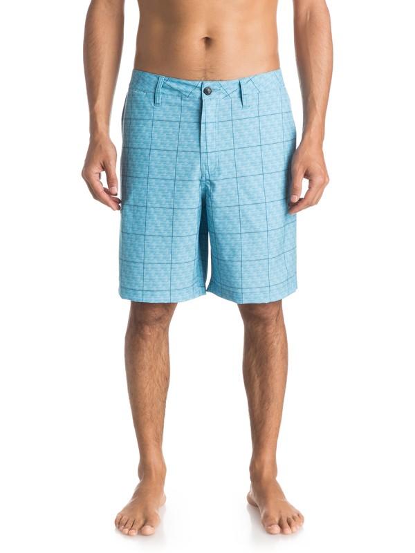 """0 Waterman Pancho 20"""" Amphibian Shorts  AQMWS03086 Quiksilver"""