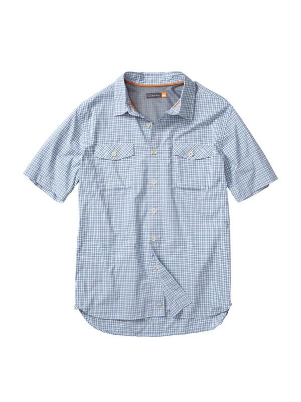 0 Men's Marine Lab Short Sleeve Shirt  AQMWT00012 Quiksilver