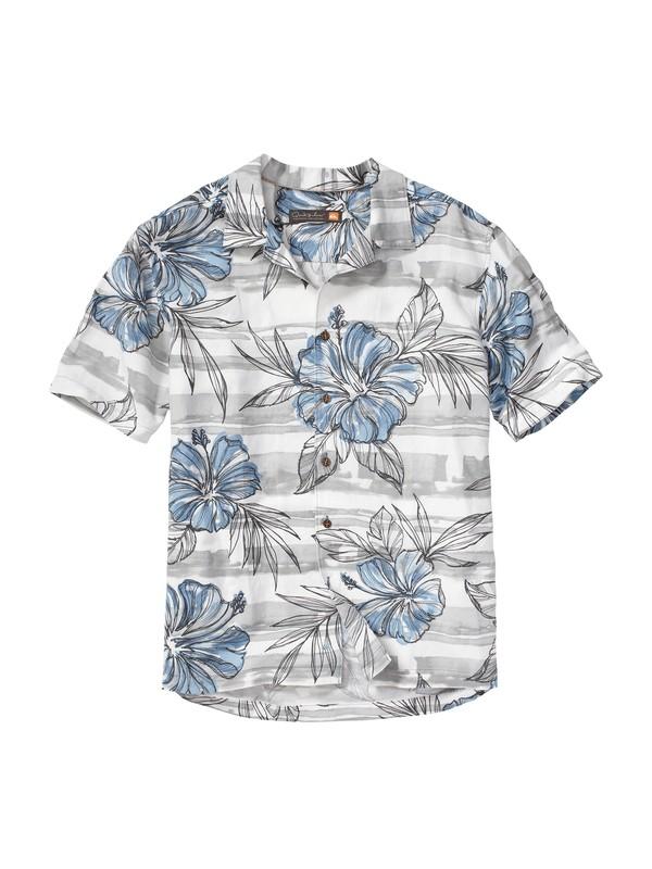 0 Men's Aviones Short Sleeve Shirt  AQMWT00048 Quiksilver