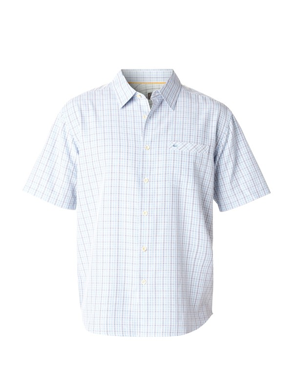 0 Men's Harlyn Bay Short Sleeve Shirt  AQMWT00106 Quiksilver