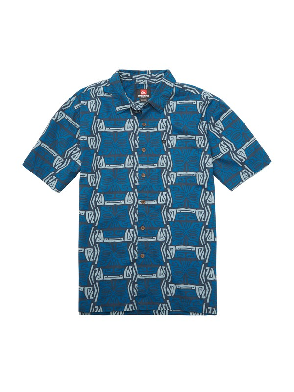 0 Men's Mana Point Shirt  AQMWT00119 Quiksilver
