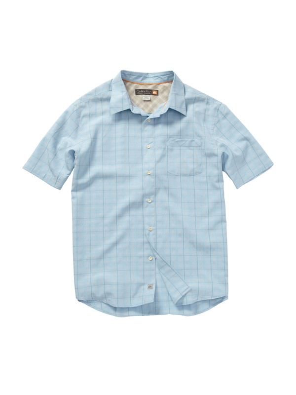 0 Men's Corto Cove Short Sleeve Shirt  AQMWT00123 Quiksilver