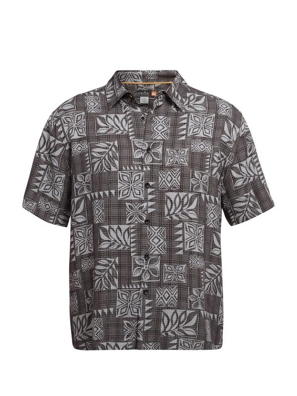 0 Men's Lorne Point Short Sleeve Shirt  AQMWT03033 Quiksilver