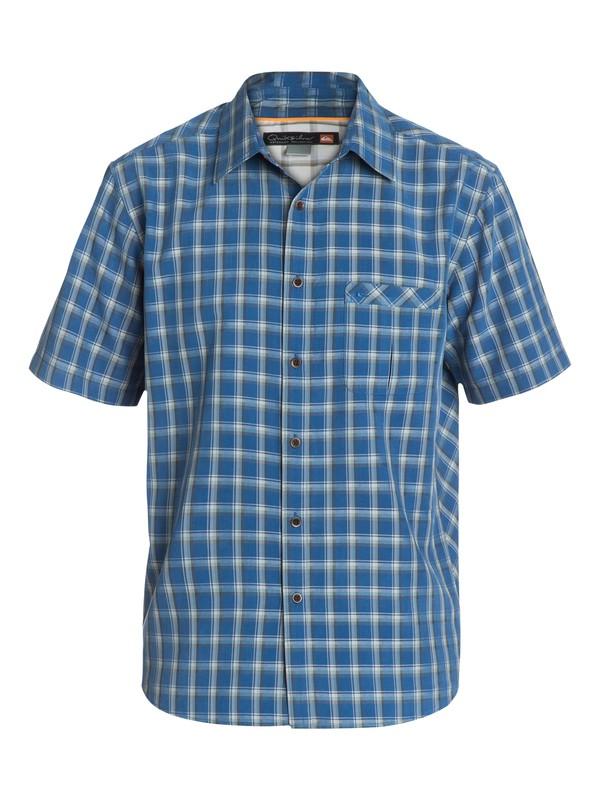 0 Men's Burleigh Point Polynosic Shirt  AQMWT03038 Quiksilver