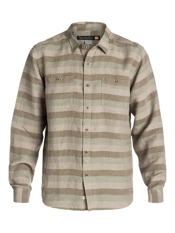 0 Capitola Button-Up Shirt  AQMWT03111 Quiksilver