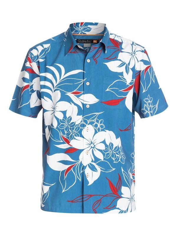 0 Men's The 4th Short Sleeve  Shirt  AQMWT03112 Quiksilver