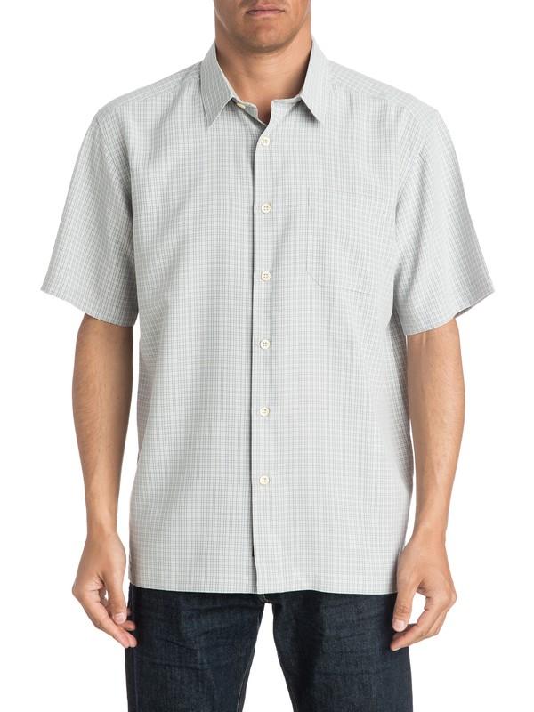 0 Waterman Buoy Short Sleeve Shirt  AQMWT03166 Quiksilver