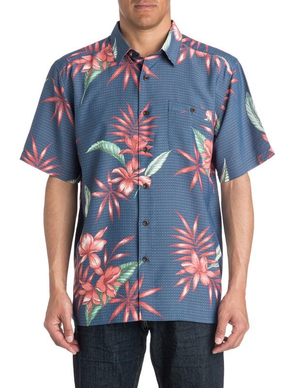 0 Mens Kealoha Short Sleeve Shirt  AQMWT03176 Quiksilver