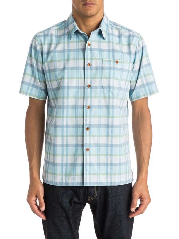 0 Waterman Idle Time  Shirt  AQMWT03199 Quiksilver