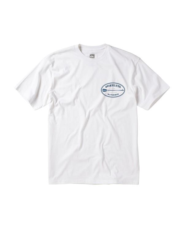 0 Men's Shipwreck T-Shirt  AQMZT00031 Quiksilver