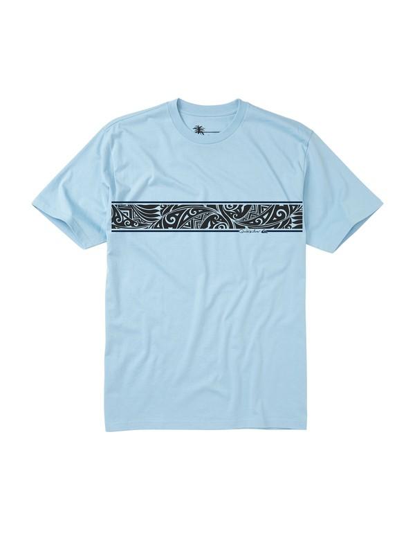 0 Men's Moana T-Shirt  AQMZT00067 Quiksilver