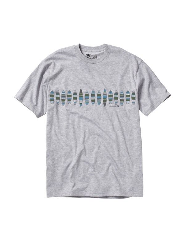 0 Men's Quivers T-Shirt  AQMZT00081 Quiksilver