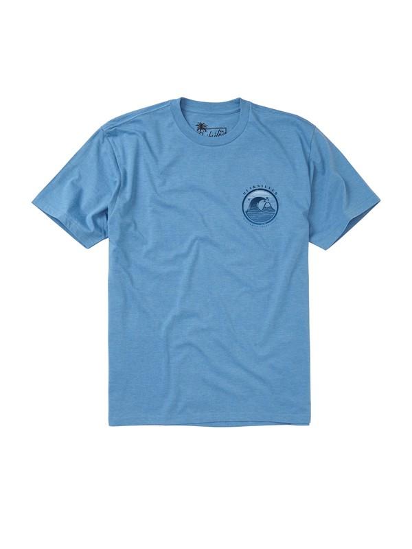 0 Men's Solid State T-Shirt  AQMZT00091 Quiksilver