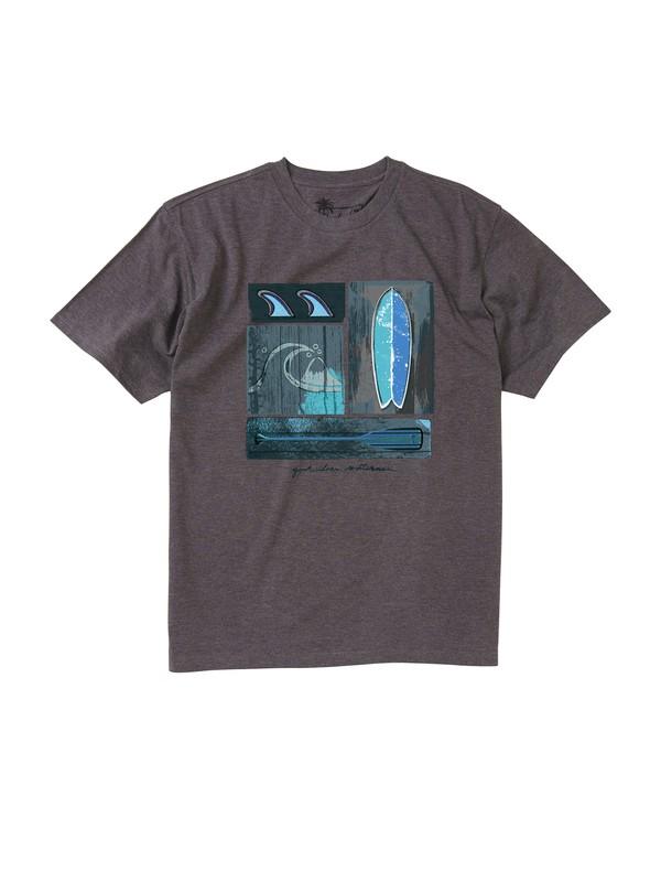 0 Men's Ritual T-Shirt  AQMZT00092 Quiksilver
