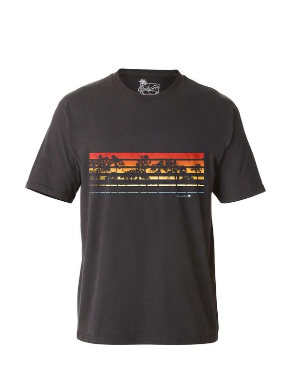 0 Men's Buena Vista T-Shirt  AQMZT03001 Quiksilver