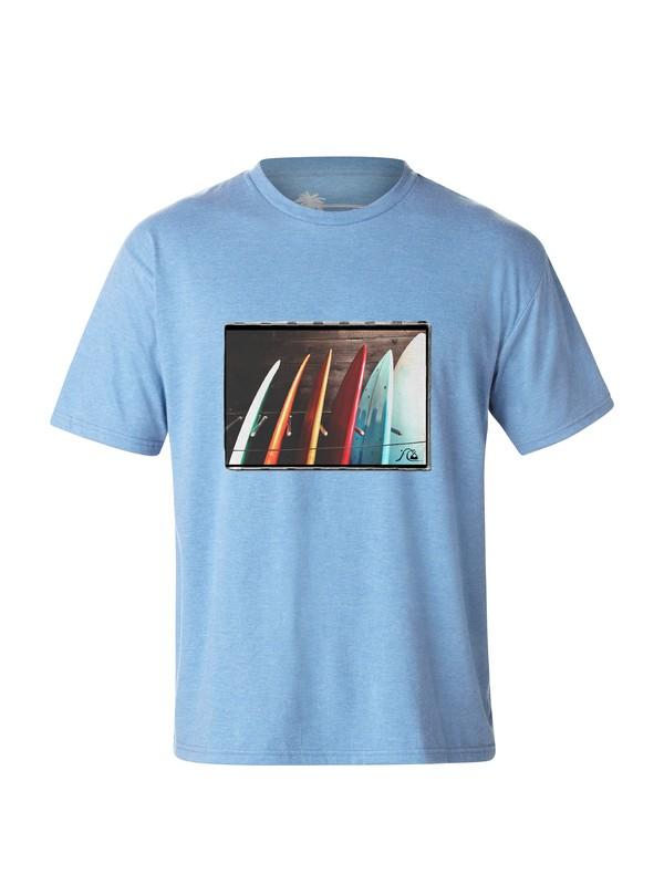 0 Men's Weekenders T-Shirt  AQMZT03002 Quiksilver