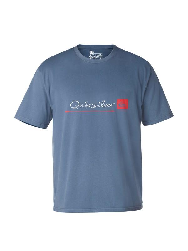 0 Men's Standard T-Shirt  AQMZT03006 Quiksilver