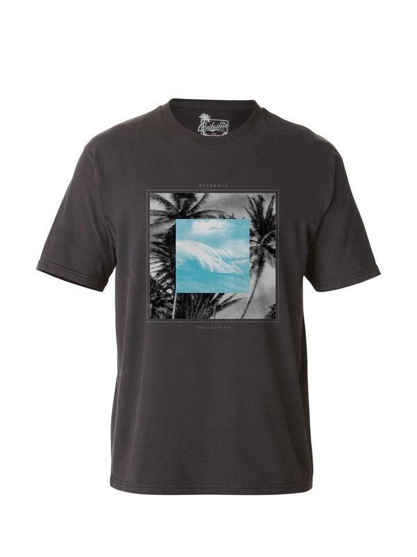 0 Men's Stormed T-Shirt  AQMZT03010 Quiksilver
