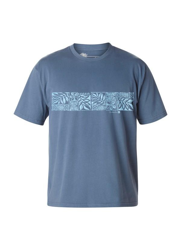 0 Men's Utopia T-Shirt  AQMZT03016 Quiksilver