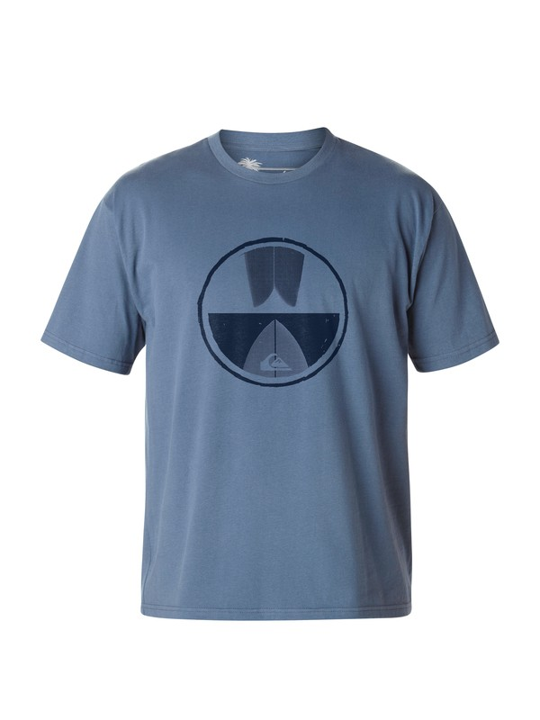 0 Men's Head Dip T-Shirt  AQMZT03026 Quiksilver