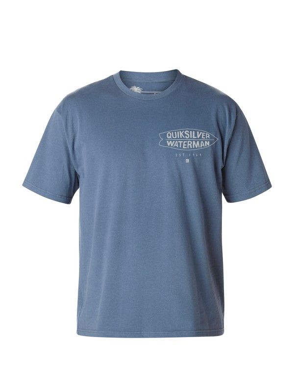 0 Men's Legion T-Shirt  AQMZT03029 Quiksilver