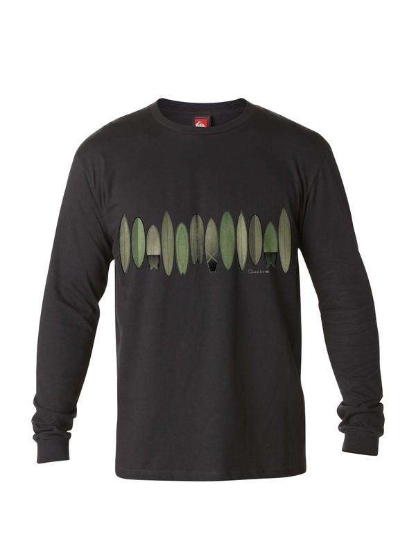 0 Men's Salt Creek Long Sleeve T-Shirt  AQMZT03031 Quiksilver