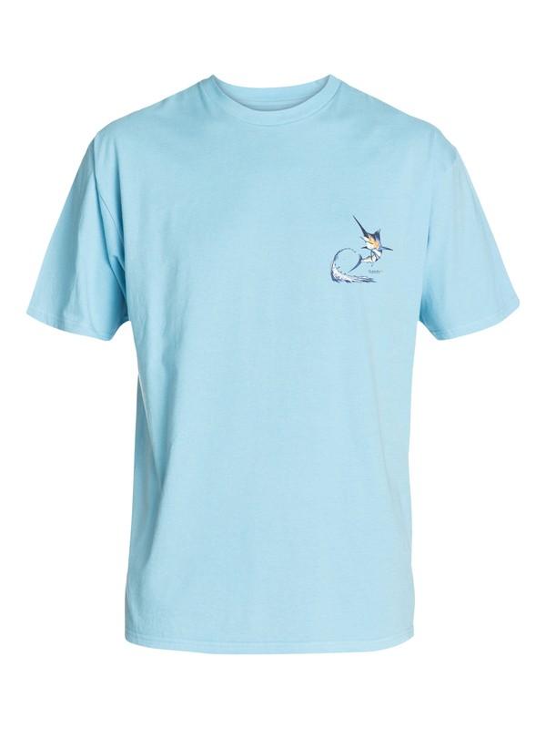0 Men's Rise Up T-Shirt  AQMZT03038 Quiksilver