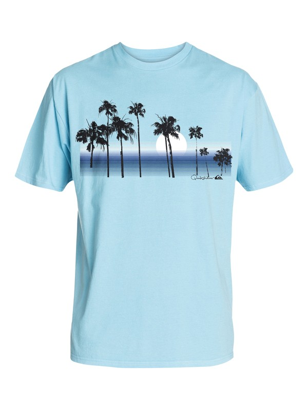 0 Men's OceansideT-Shirt  AQMZT03040 Quiksilver