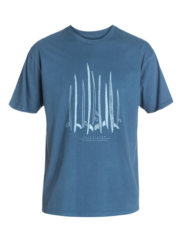 0 Men's Congregation T-Shirt  AQMZT03050 Quiksilver