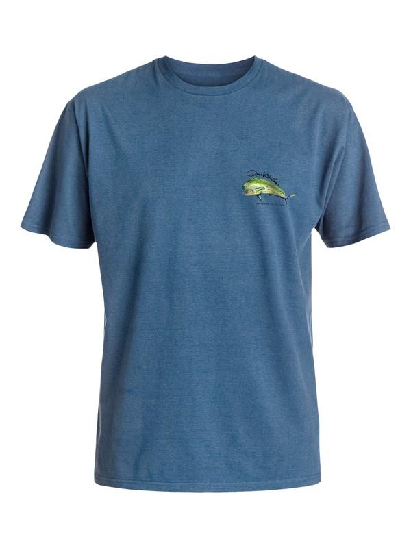 0 Men's Mahi Mahi T-Shirt  AQMZT03080 Quiksilver