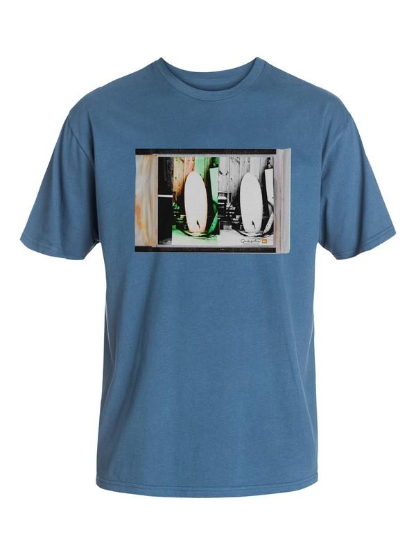 0 Men's Board Room T-Shirt  AQMZT03086 Quiksilver