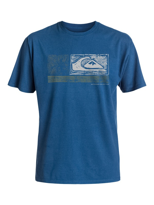 0 Men's Journeyman T-Shirt  AQMZT03115 Quiksilver