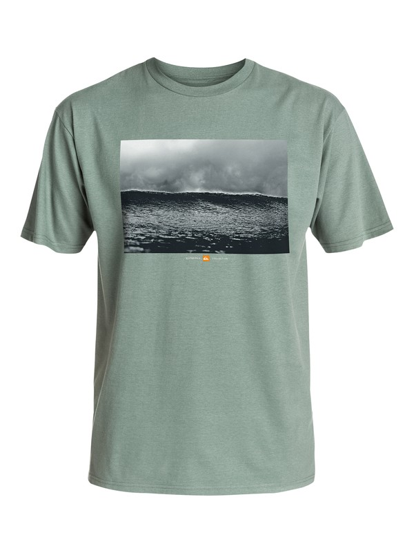0 Men's The Black Sea T-Shirt  AQMZT03118 Quiksilver