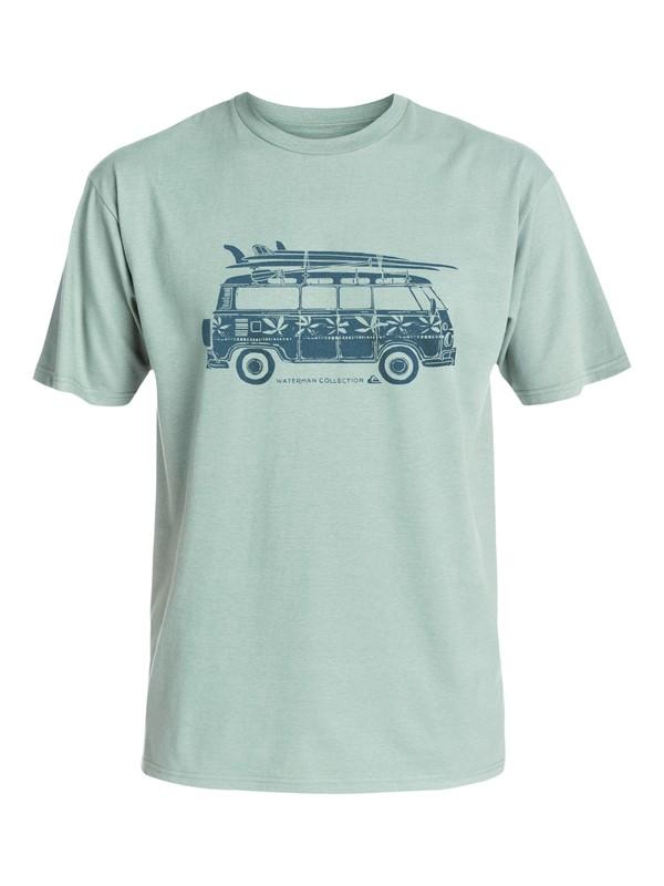 0 Waterman Kombi T-Shirt  AQMZT03164 Quiksilver