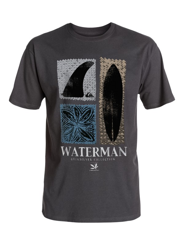 0 Waterman Weaver T-Shirt  AQMZT03166 Quiksilver
