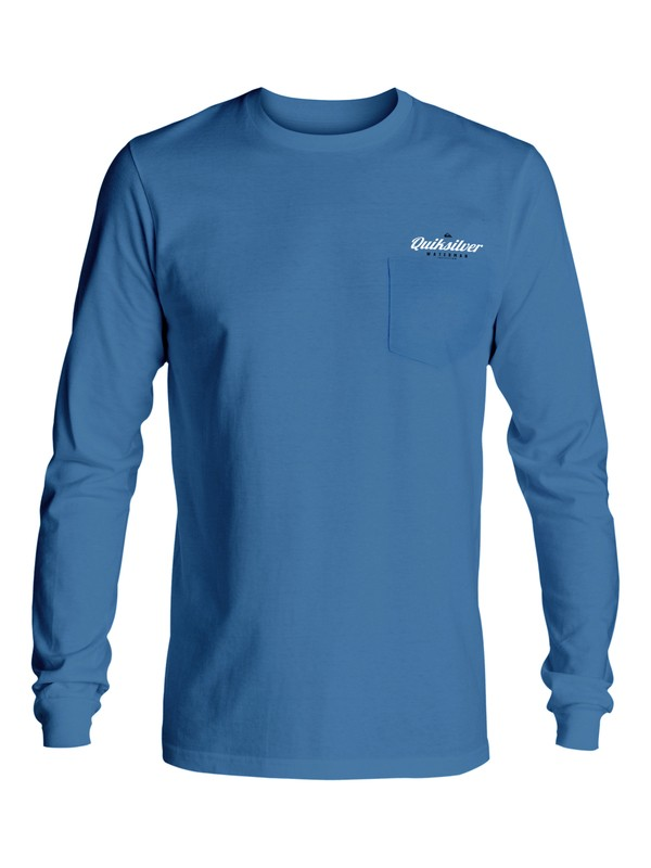0 Waterman Low Tide Long Sleeve Tee  AQMZT03200 Quiksilver