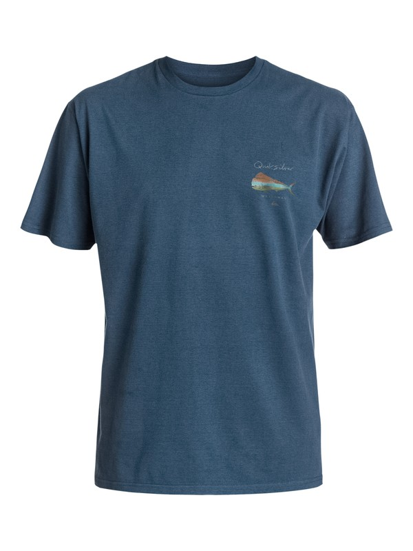 0 Waterman Big Bull Tee  AQMZT03206 Quiksilver