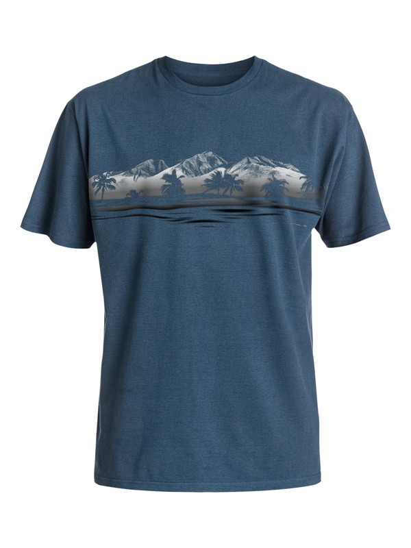 0 Waterman Coast To Coast Tee  AQMZT03207 Quiksilver