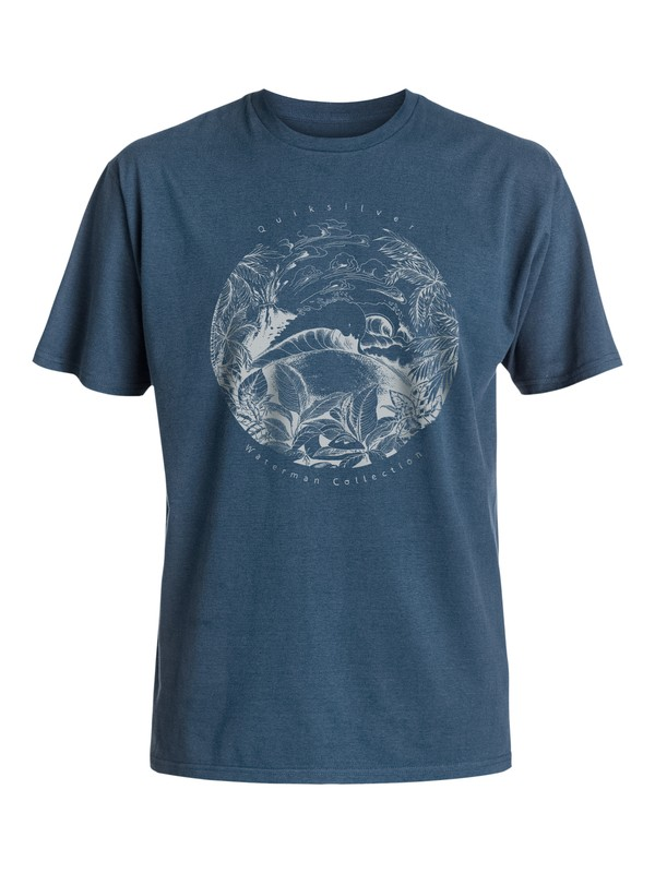 0 Waterman Stand Out Tee  AQMZT03217 Quiksilver