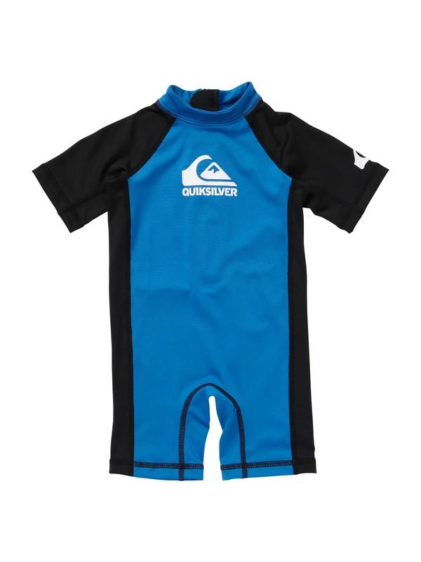 0 Boys 2-4  Shore Pound Spring Suit  AQTWR00012 Quiksilver
