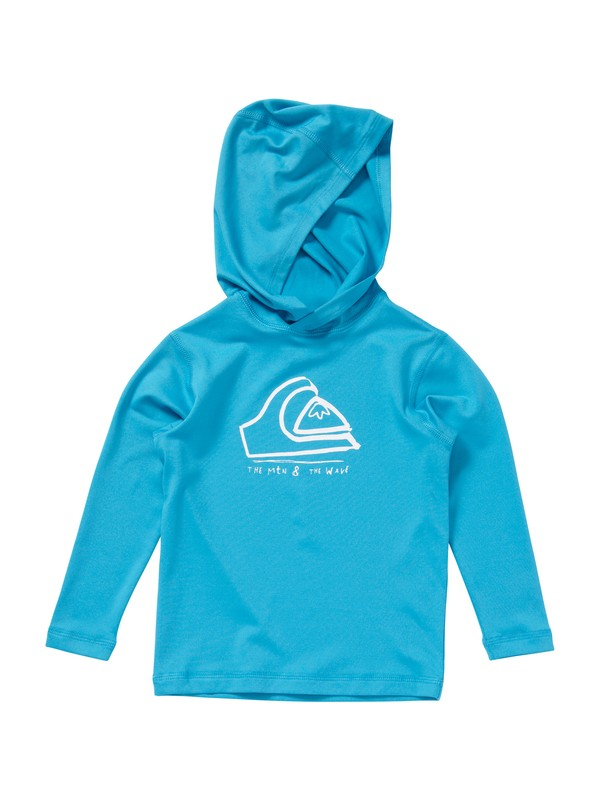 0 Toddlers Mounds Hoodie Rashguard  AQTWR00013 Quiksilver