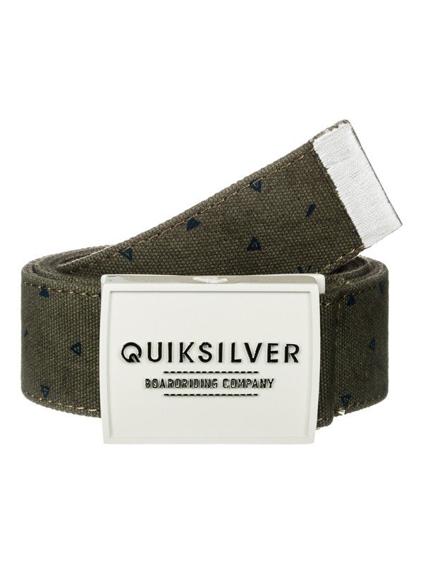 0 Staycation Belt  AQYAA03040 Quiksilver
