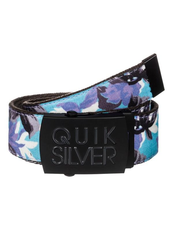 0 Double Play Belt  AQYAA03042 Quiksilver