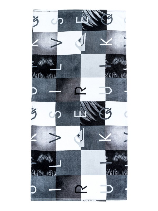 0 Checkmate Towel  AQYAA03091 Quiksilver