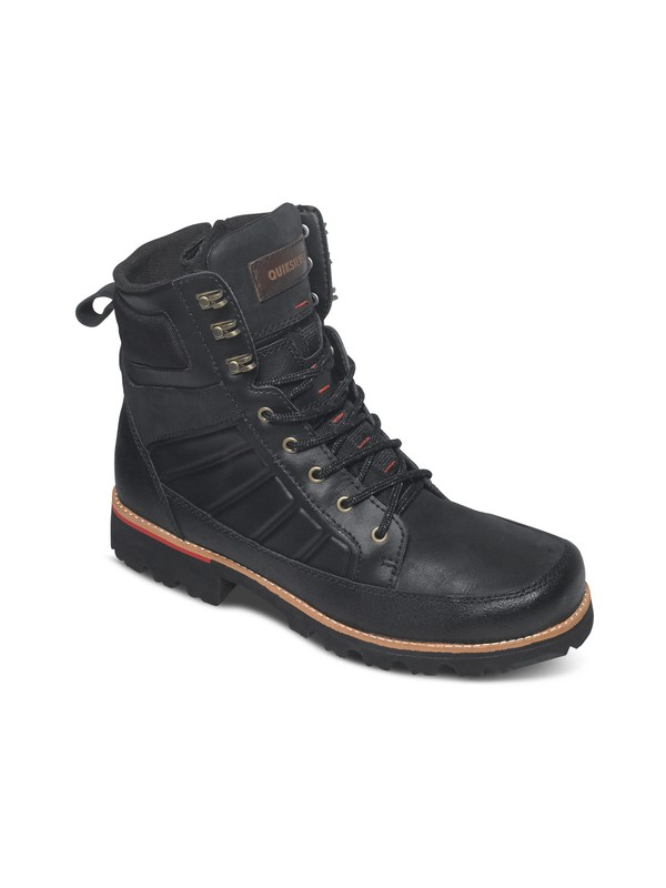 0 The Summit Leather Boots  AQYB700005 Quiksilver