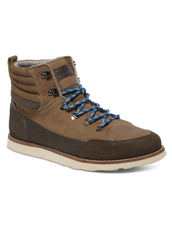 0 Acllas - Boots en Cuir  AQYB700017 Quiksilver