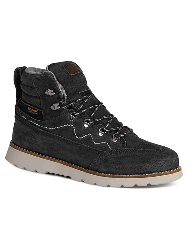 0 Acllas - Botas Con Cordones Negro AQYB700017 Quiksilver