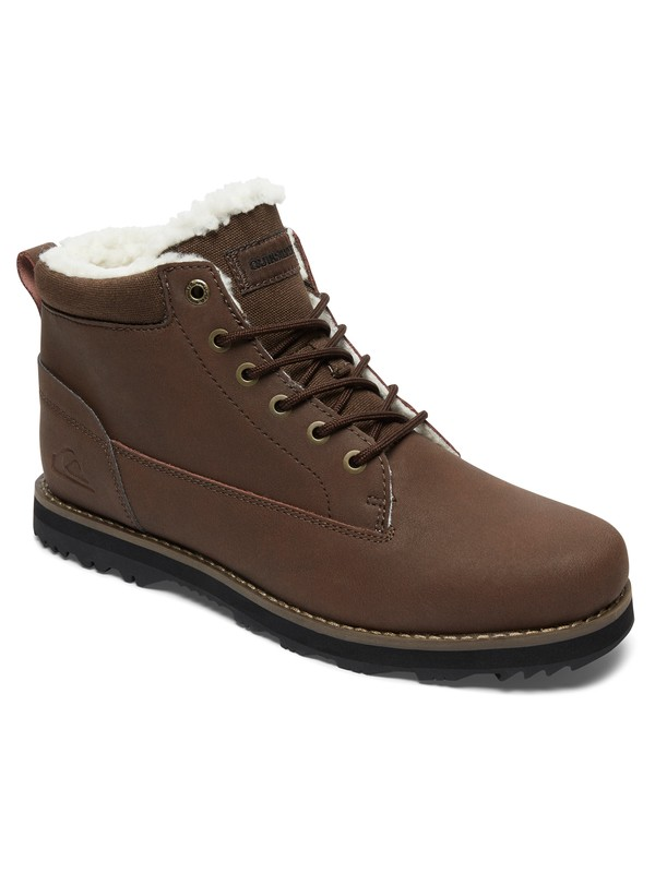0 Mission V - Winterlaarzen Brown AQYB700027 Quiksilver